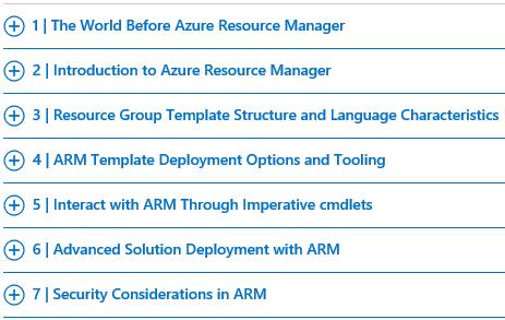ARM agenda